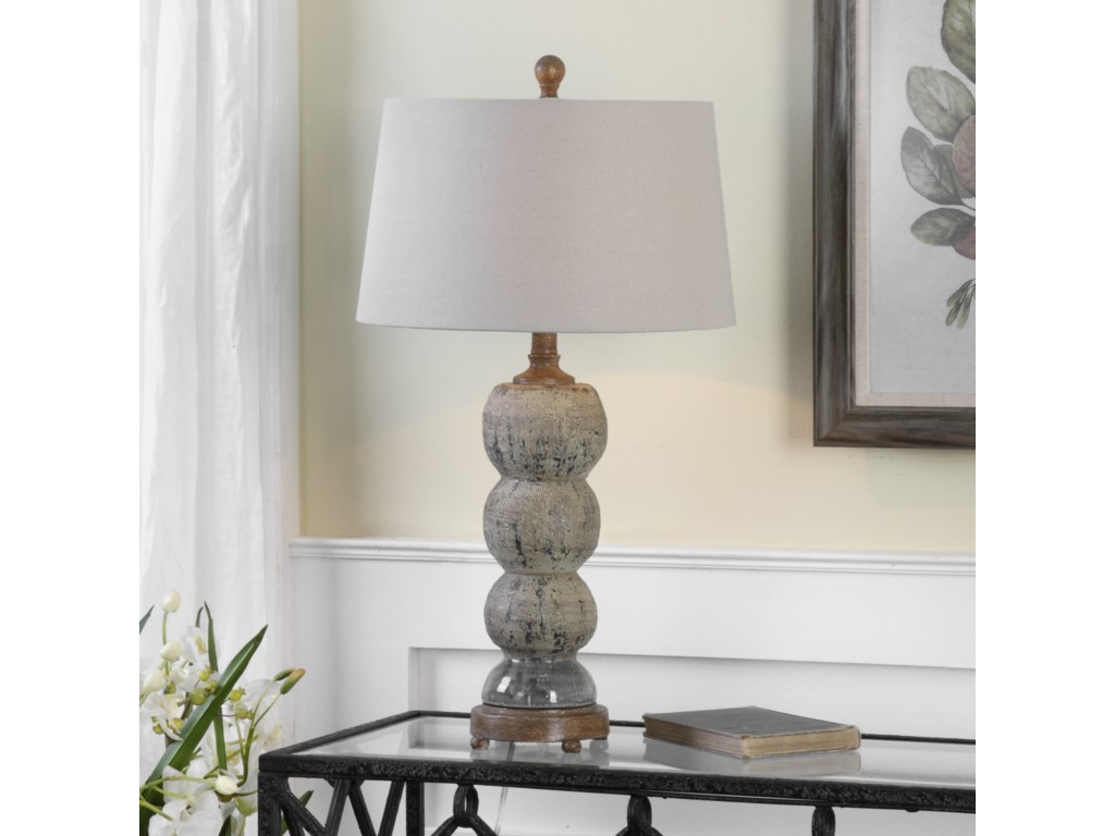 Uttermost Table LampsAmelia Table Lamp