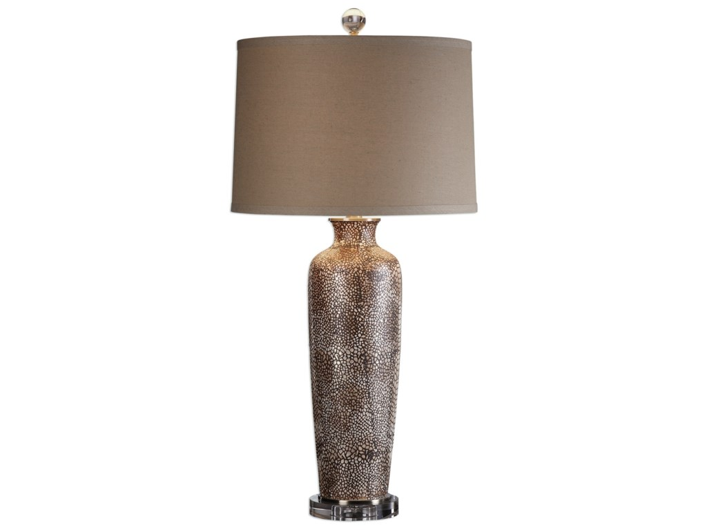 Uttermost Table LampsReptila Table Lamp