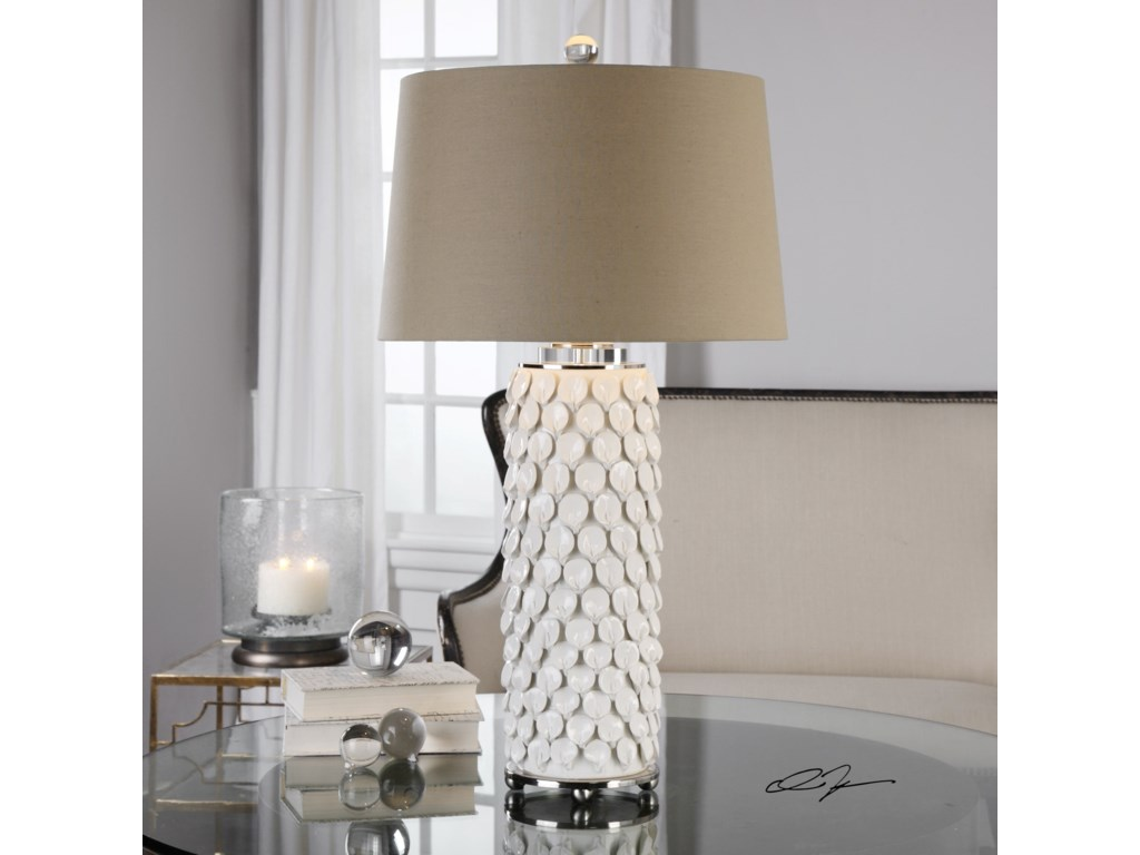 Uttermost Table LampsCalla Lillies Table Lamp