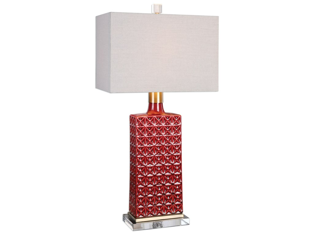 Uttermost Table LampsAlimos Table Lamp