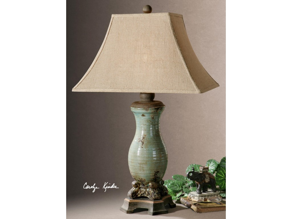 Uttermost Table LampsAndelle