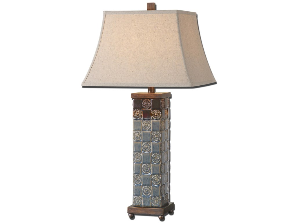 Uttermost Table LampsMincio