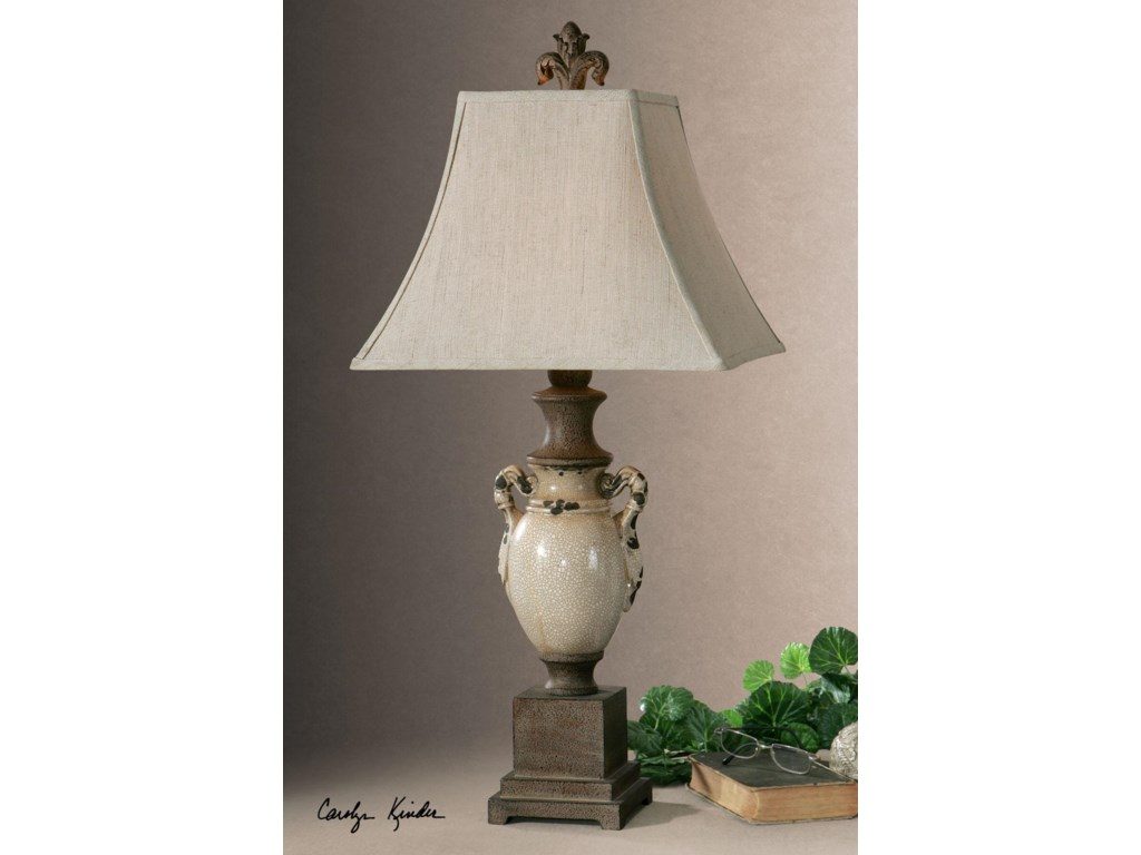Uttermost Table LampsFrancavilla Ivory