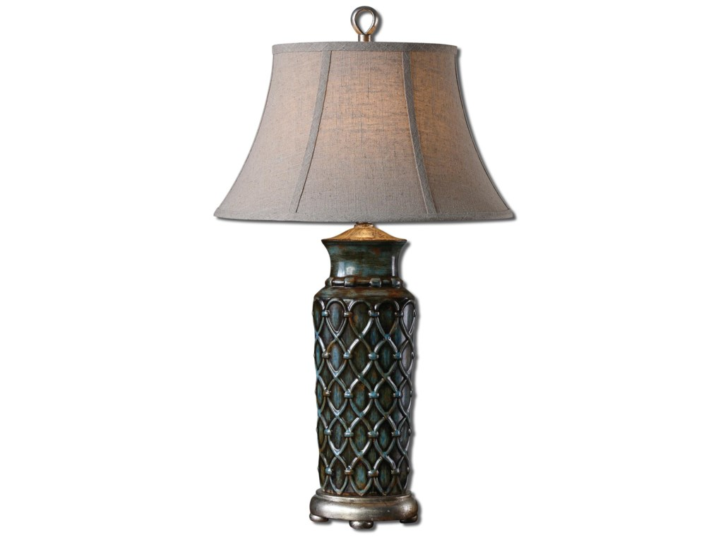 Uttermost Table LampsValenza