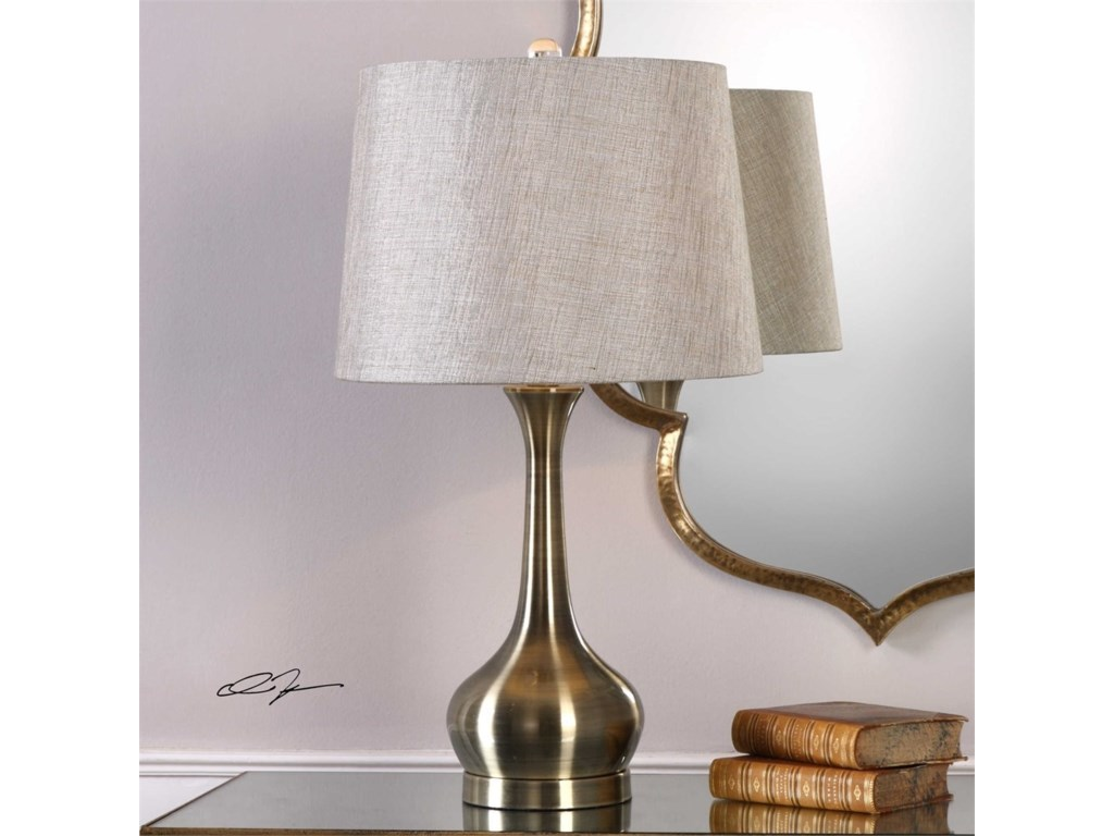 Uttermost Table LampsBalle Table Lamp
