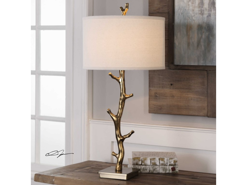 Uttermost Table LampsJavor Tree Branch Table Lamp