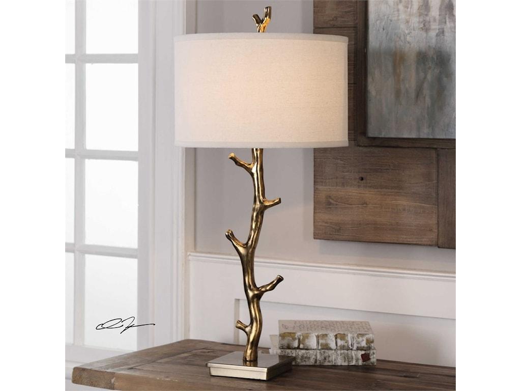 Uttermost Table LampsJavor Table Lamp