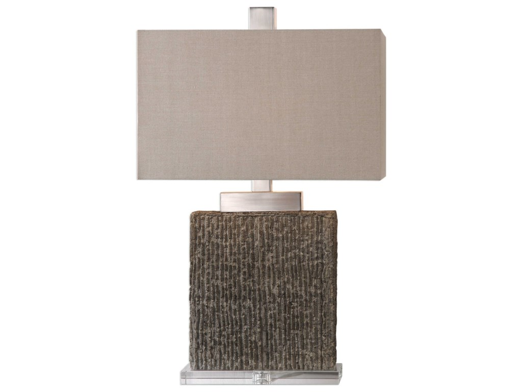 Uttermost Table LampsDemetrio Textured Table Lamp