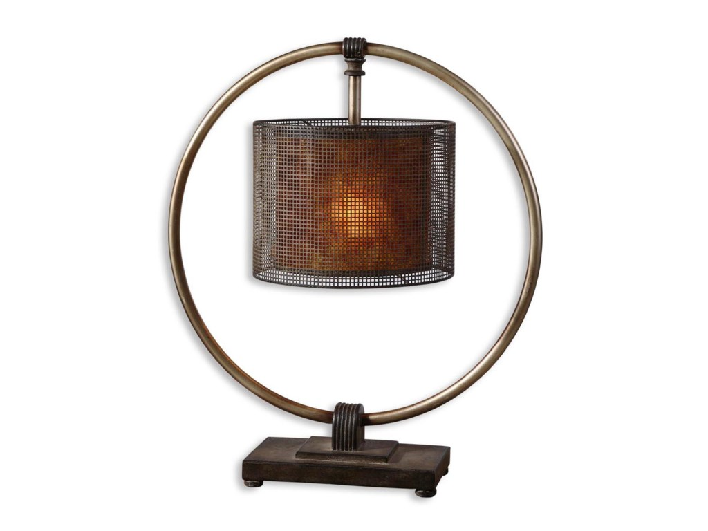 Uttermost Table LampsDalou