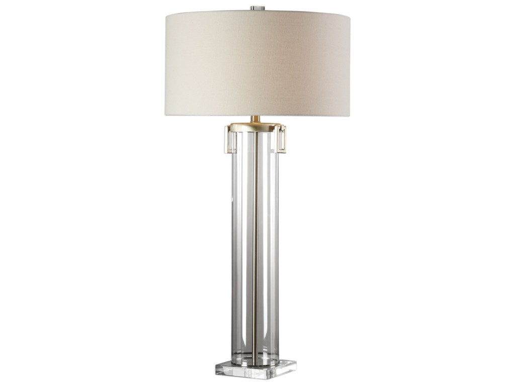 Uttermost Table LampsMonette Tall Cylinder Lamp