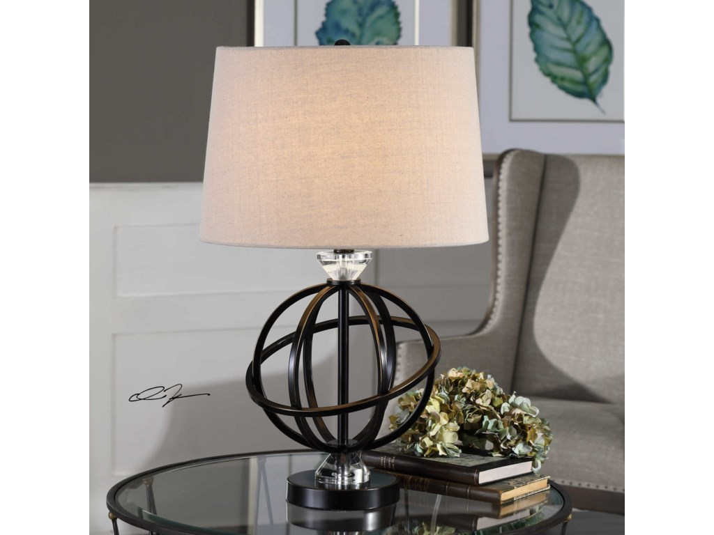 Uttermost Table LampsArmilla Table Lamp