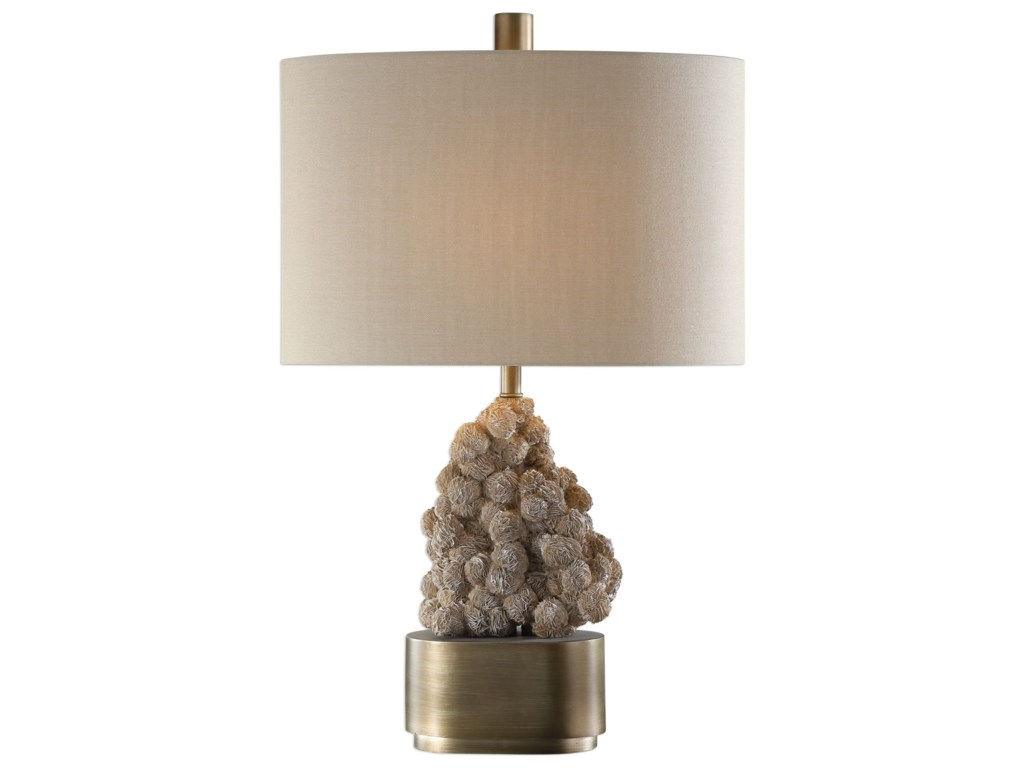 Uttermost Table LampsDesert Rose Lamp