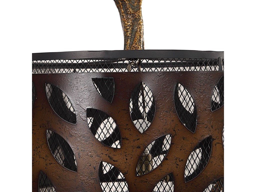 Uttermost Table LampsTremula Tree Lamp