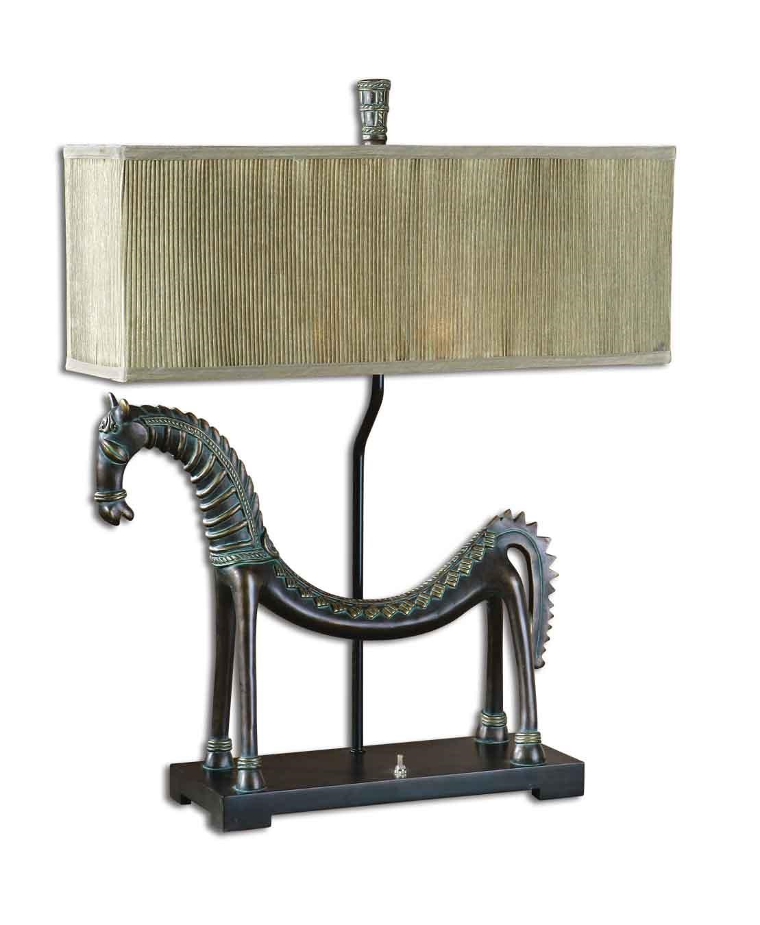 lamps tamil horse table rubygordon furniture u0026 mattresses table lamps