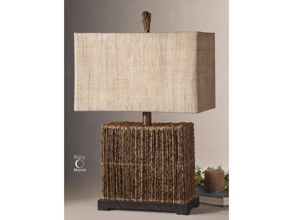 Uttermost Table LampsBarbuda Table