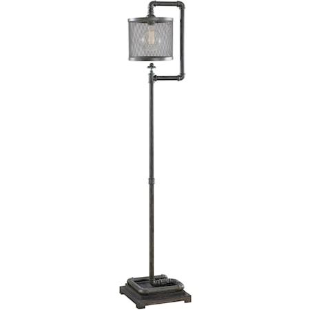 Bristow Industrial Floor Lamp