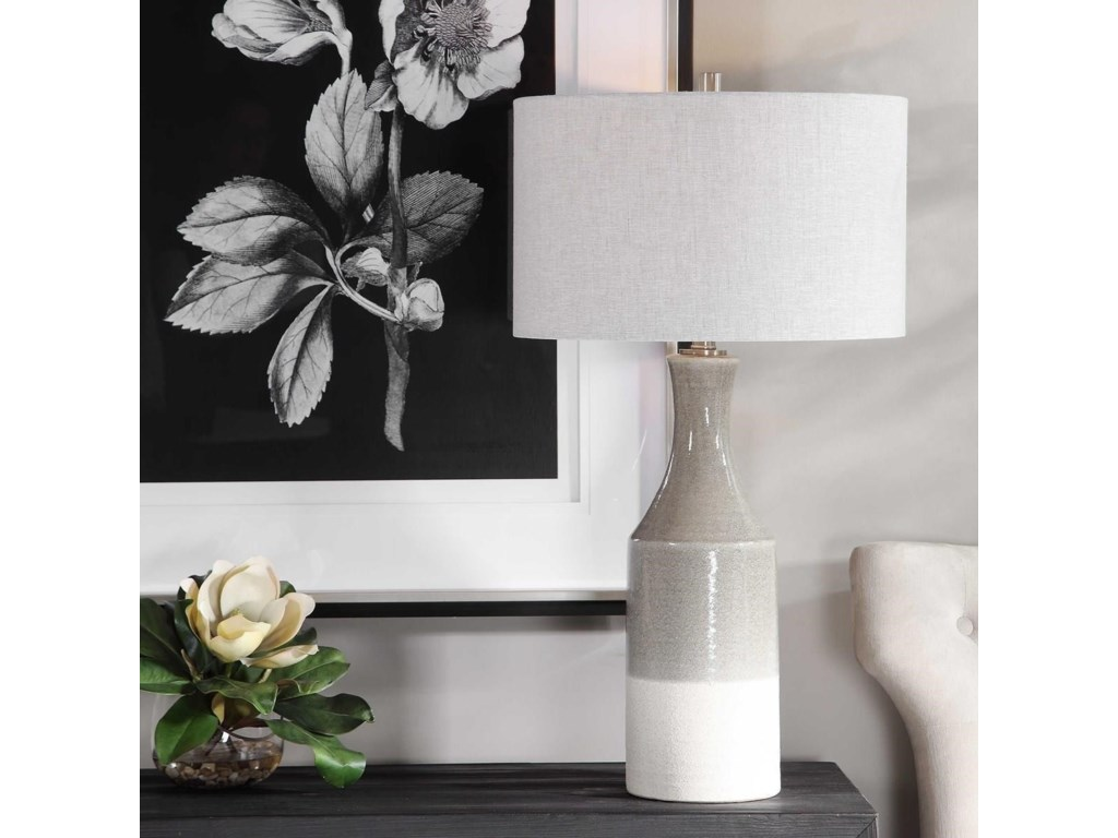 Uttermost Table LampsSavin Ceramic Table Lamp