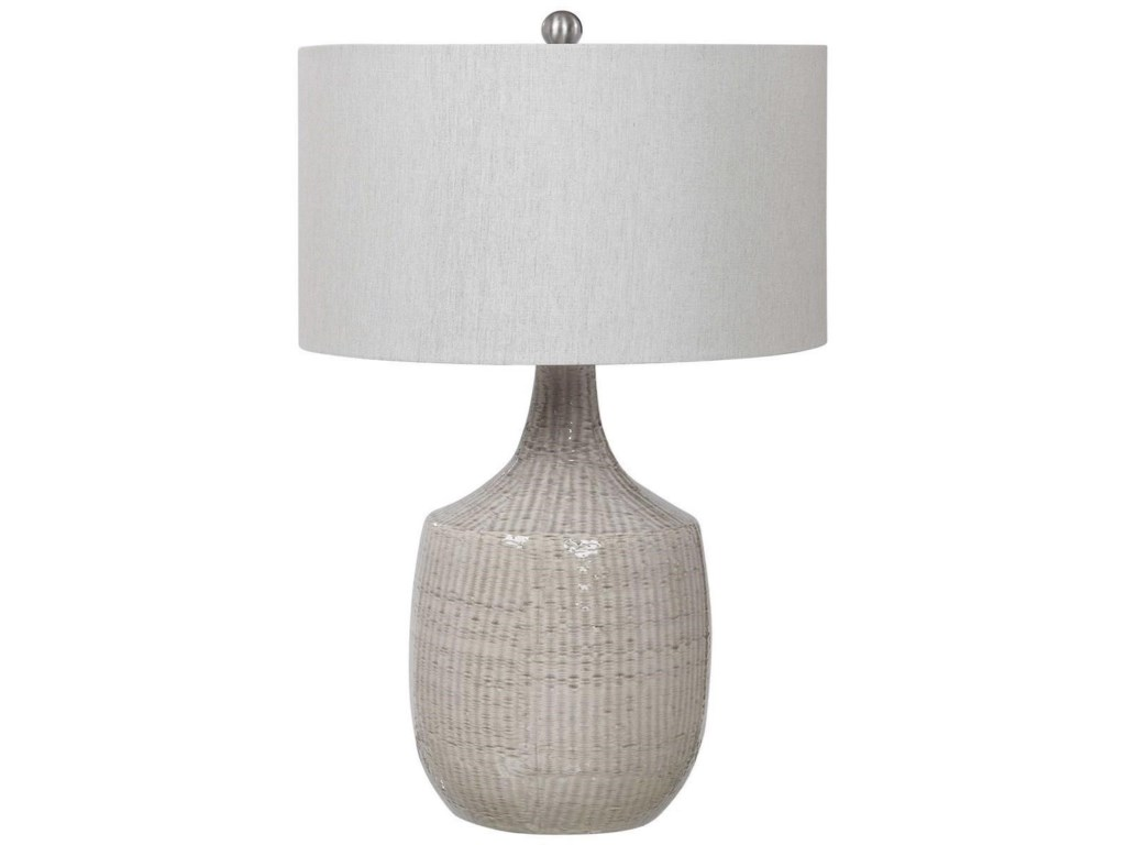 Uttermost Table LampsFelipe Gray Table Lamp
