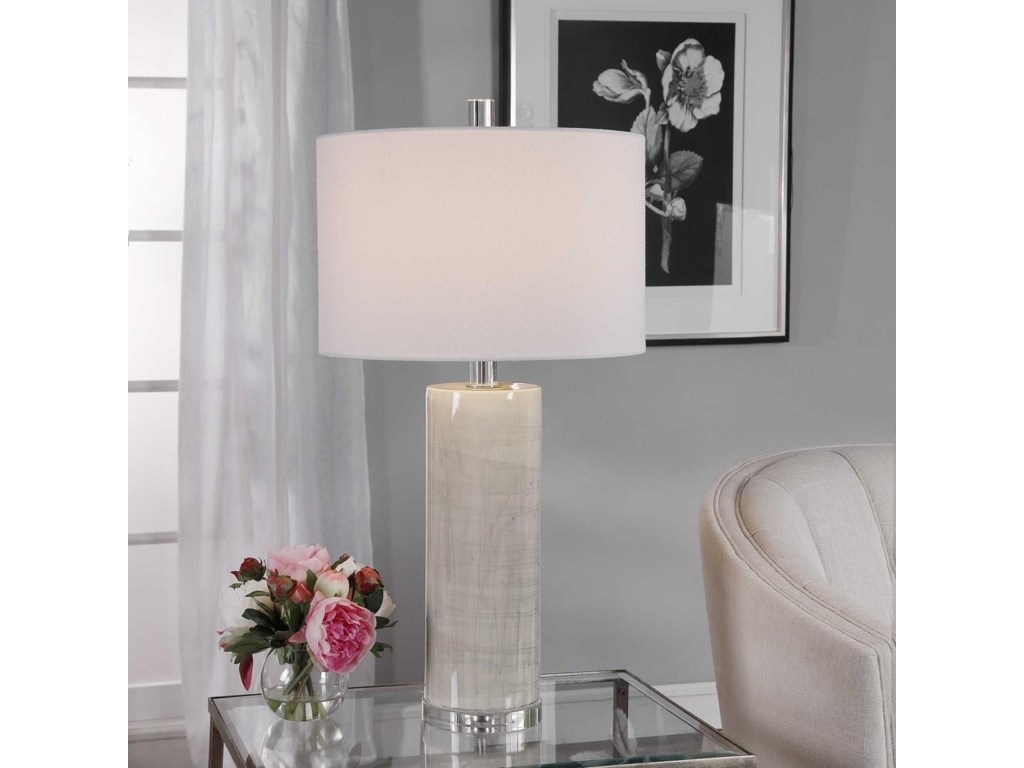 Uttermost Table LampsZesiro Modern Table Lamp