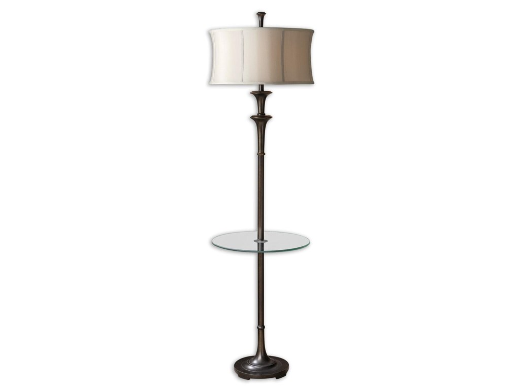 Uttermost Table LampsBrazoria End Table Lamp