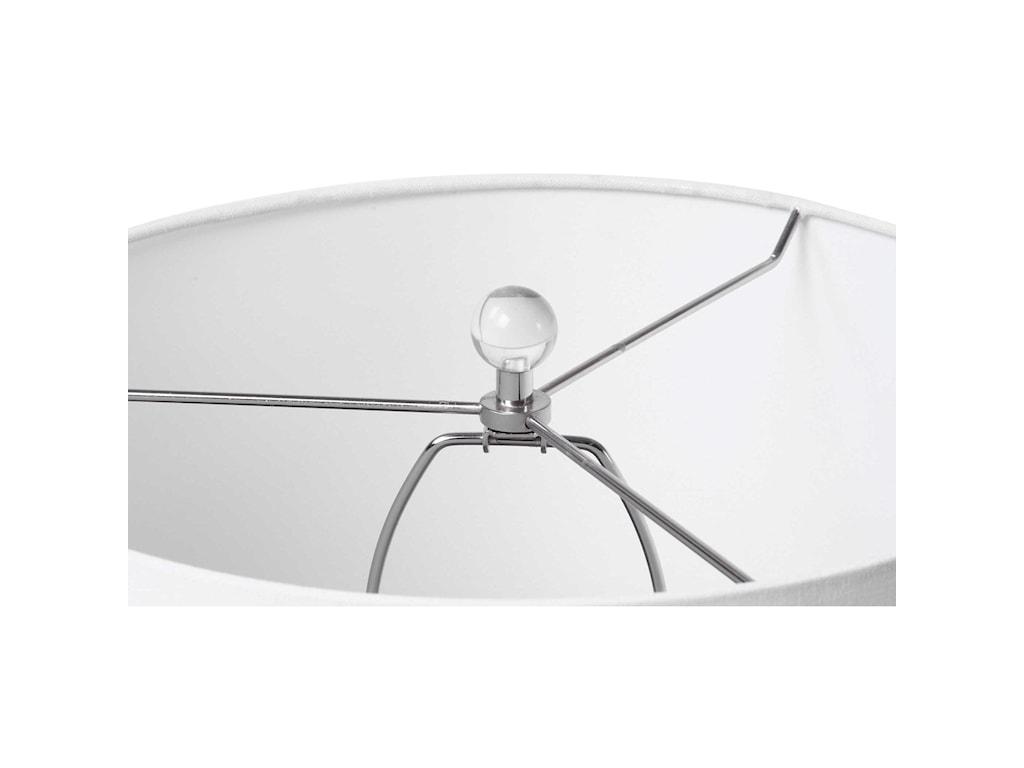 Uttermost Table LampsCiji Blue Table Lamp