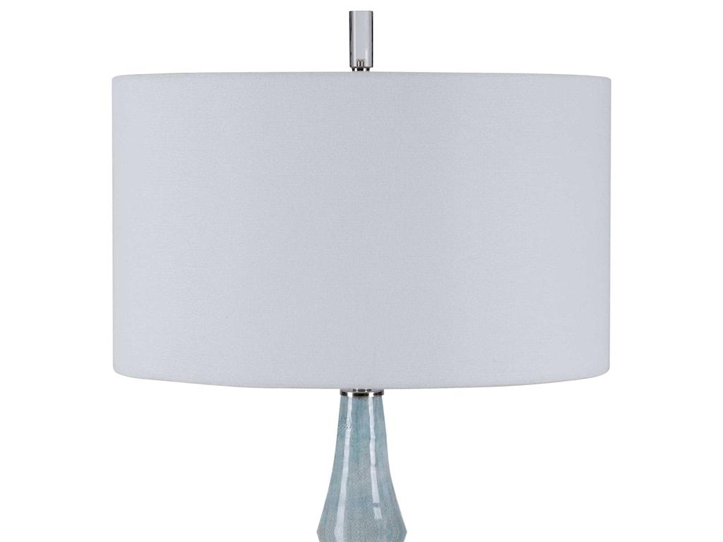 Uttermost Table LampsRialta Coastal Table Lamp