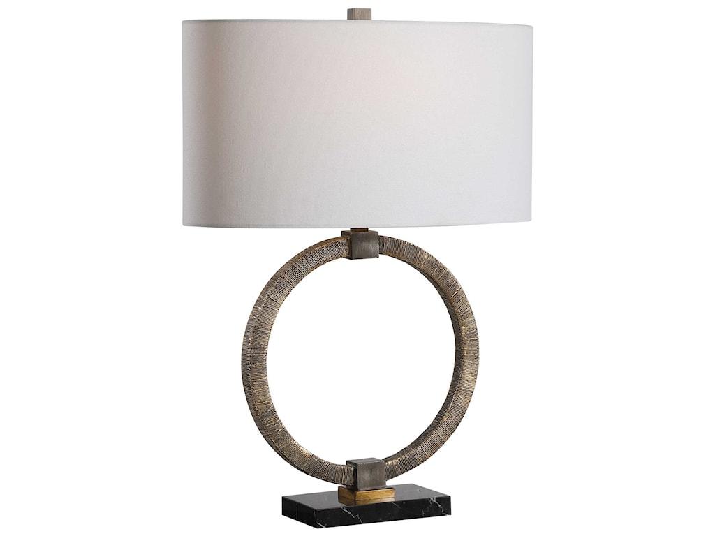 Uttermost Table LampsRelic Table Lamp