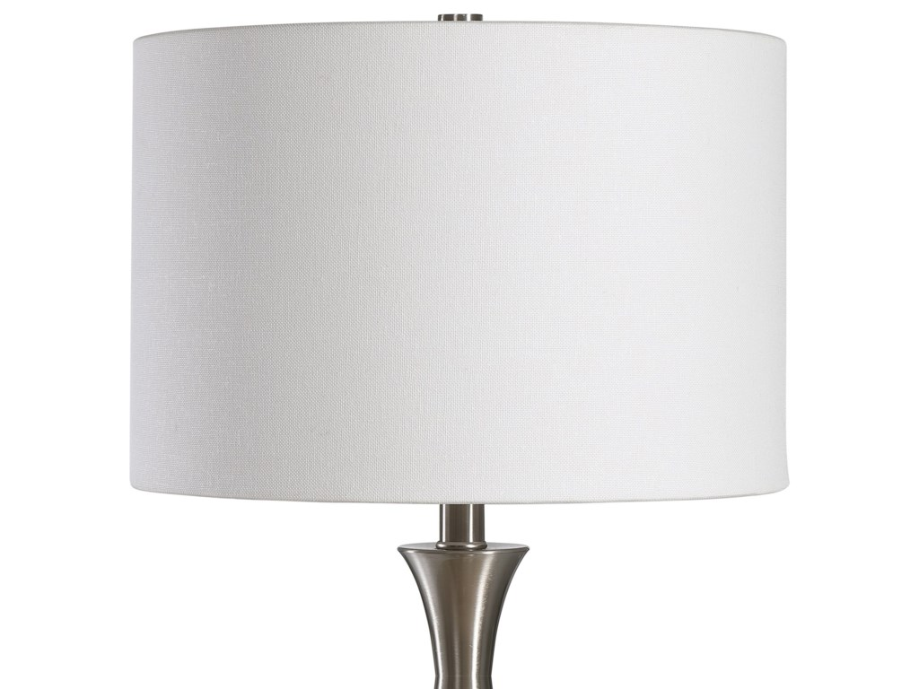 Uttermost Table LampsPitman Industrial Table Lamp