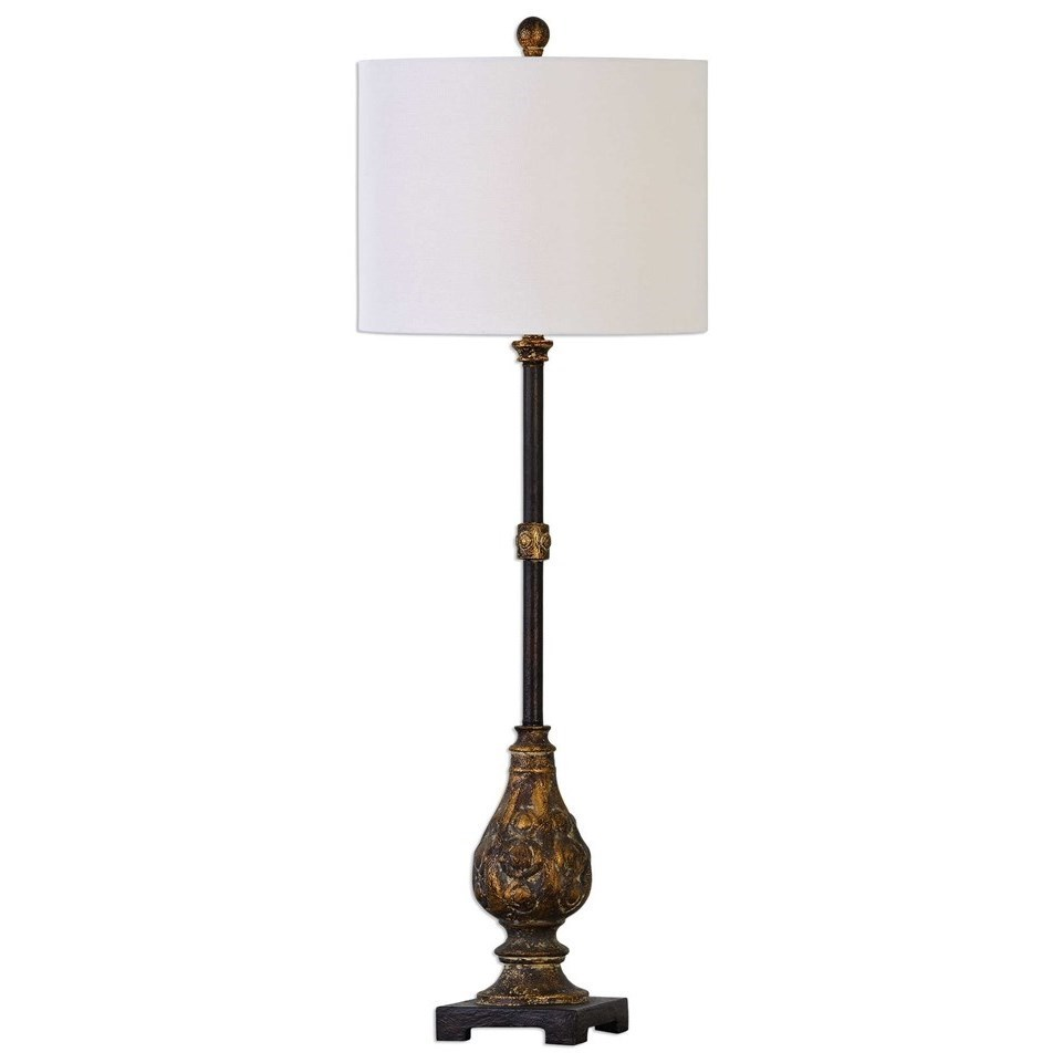 Uttermost Lamps Alatna Table Lamp Howell Furniture Table Lamps