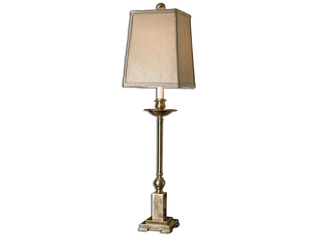 Uttermost Buffet LampsLowell Lamp