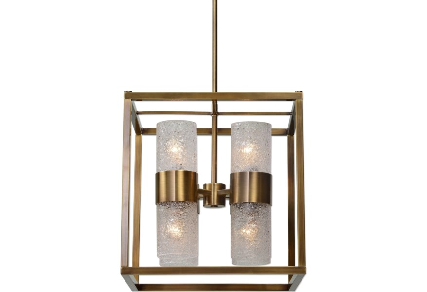 Lighting Fixtures Pendant Lights Marinot 8 Light Cube By Uttermost At Dunk Bright Furniture