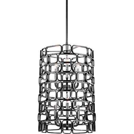 Becton 6 Light Modern Pendant
