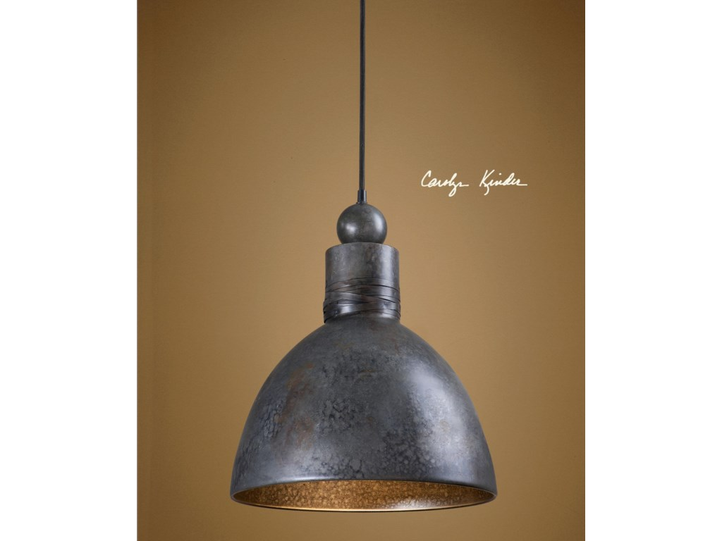 Uttermost Lighting Fixtures - Pendant LightsAdelino 1 Light Pendant
