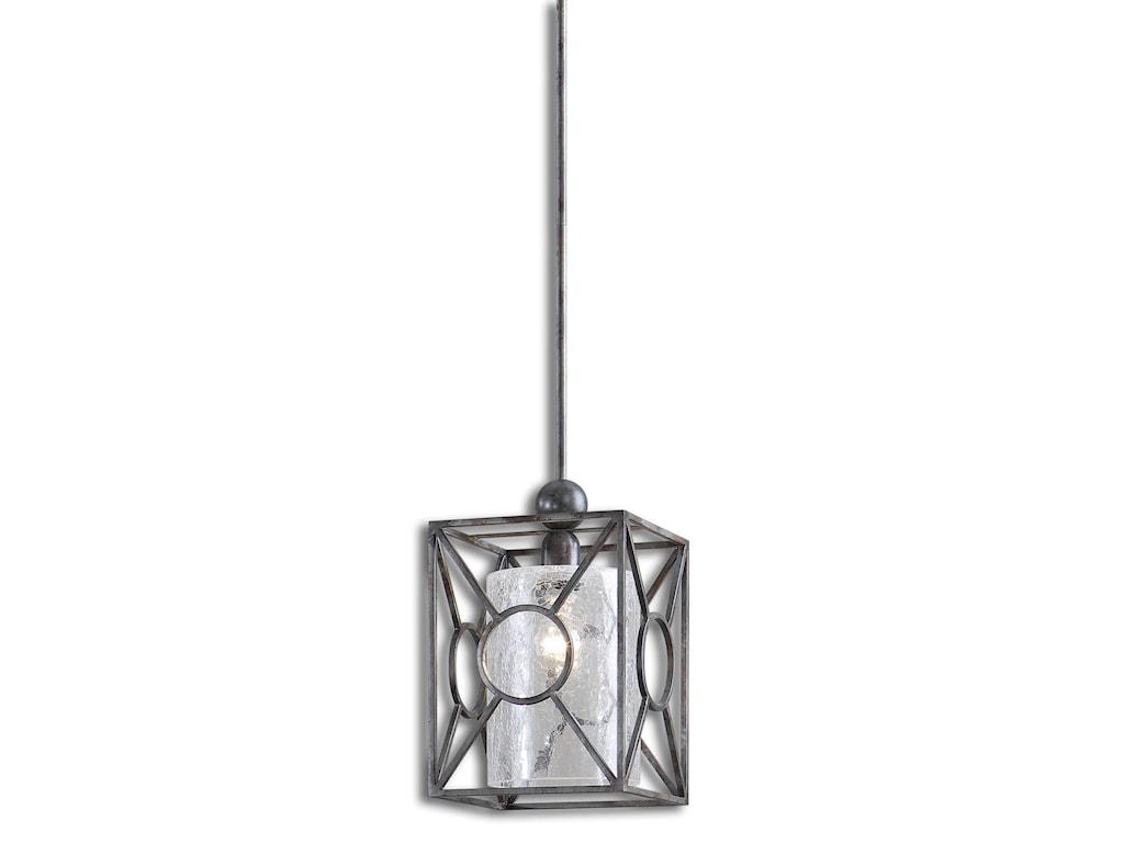 uttermost lighting fixturesarbela 1 light mini pendant - Uttermost Lights