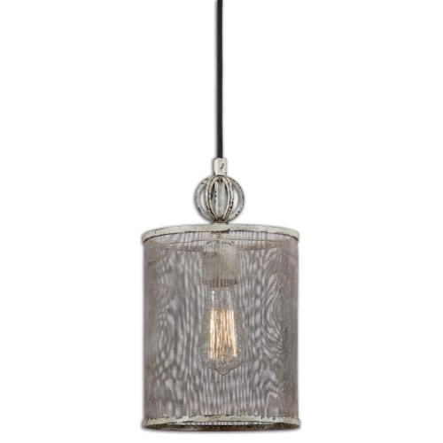 Uttermost Lighting Fixtures Pontoise Mini Pendant