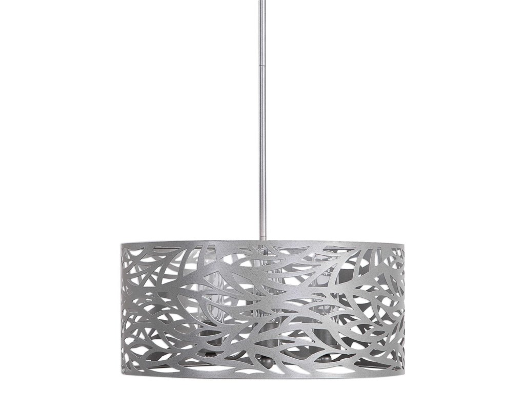 Uttermost Lighting Fixtures - Pendant LightsElm 3 Light Outdoor Pendant