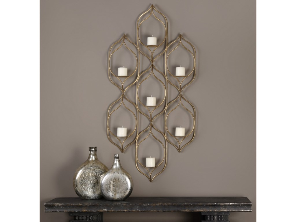 Uttermost alternative wall decor rovena wall sconce hudsons uttermost alternative wall decor rovena wall sconce amipublicfo Gallery