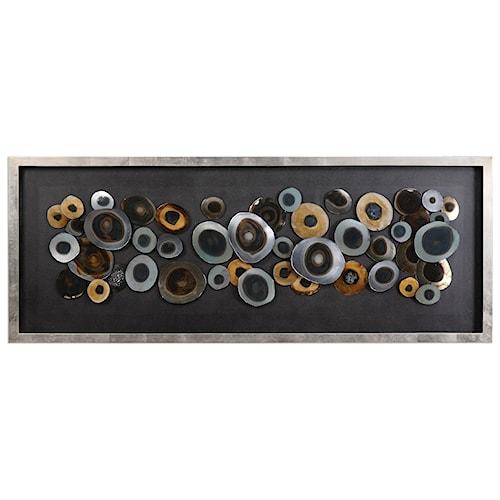 Uttermost Alternative Wall Decor Discs Shadow Box