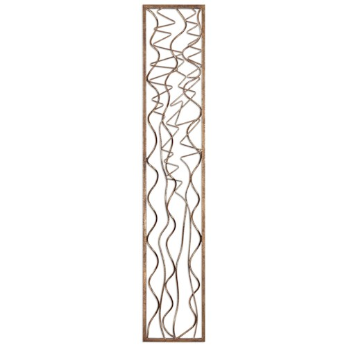 Uttermost Alternative Wall Decor Scribble Wall Panel