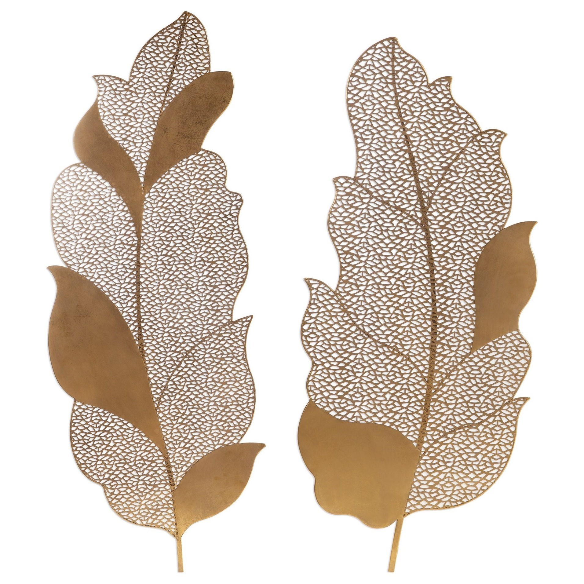 uttermost wall decor uttermost alternative wall decorautumn lace leaf art s2 decor autumn