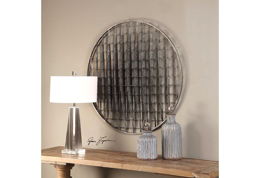 Demir Circular Metal Wall