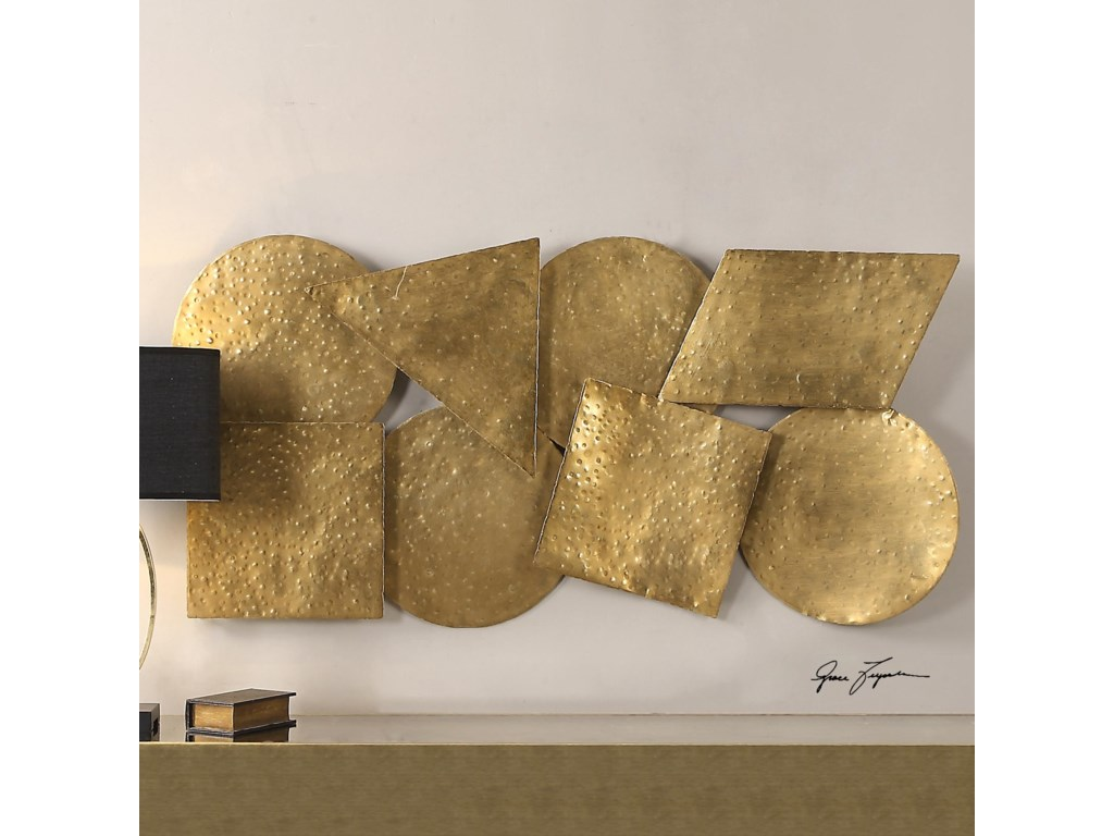Uttermost alternative wall decor arrigo gold wall art becker alternative wall decor arrigo gold wall art by uttermost amipublicfo Gallery