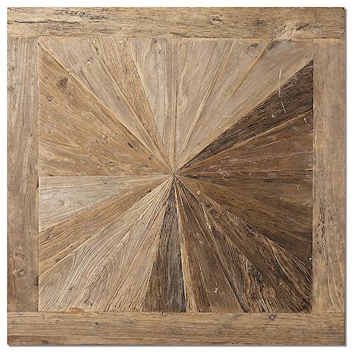 Uttermost Alternative Wall Decor Hoyt Wooden Panel