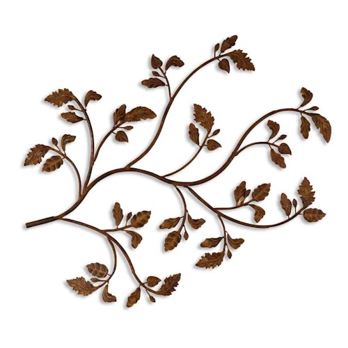 Uttermost Alternative Wall Decor Rusty Branch