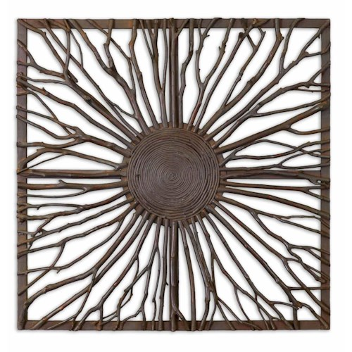 Uttermost Alternative Wall Decor Josiah Square