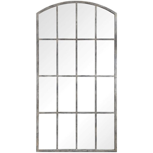 Uttermost Arched Mirrors Amiel Ivory Arched Mirror