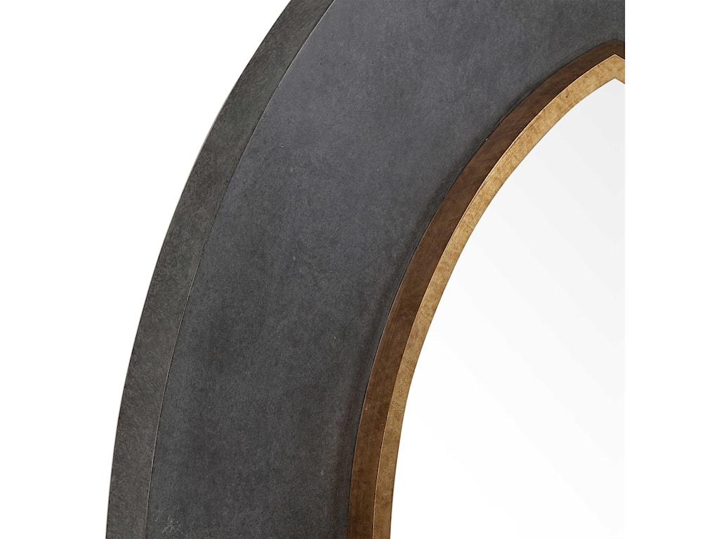 Uttermost Mirrors - RoundSaul Round Mirror