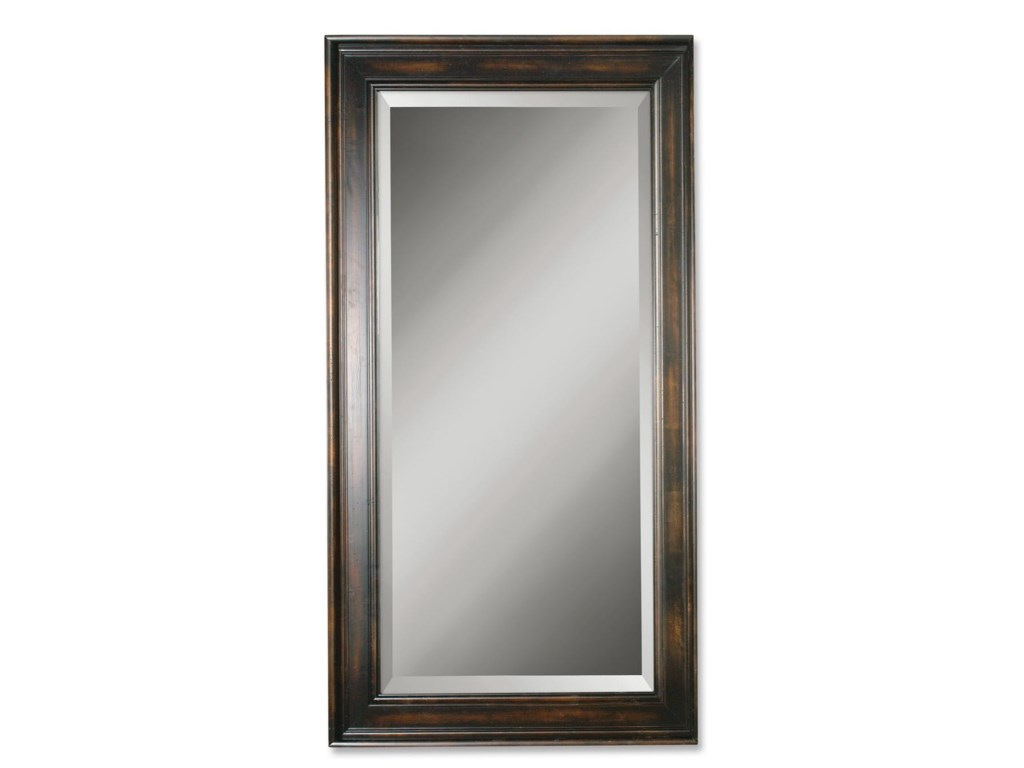 Uttermost MirrorsPalmer Dark Mirror