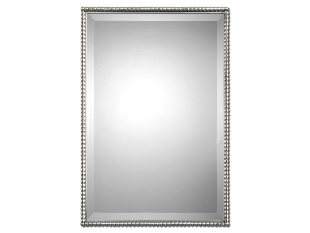 Uttermost MirrorsSherise Rectangle Mirror