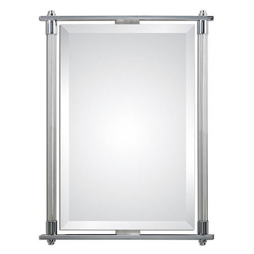 Uttermost Mirrors Adara Vanity Mirror